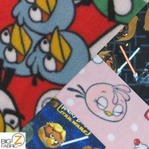 Low Price Angry Birds Fabric (Copy)