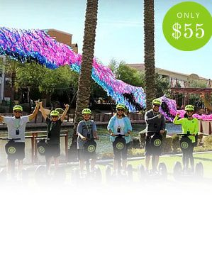 Scottsdale Segway Tours Old Town Exploration Tour costs only $49 click to book your tour today