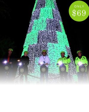 Scottsdale Segway Tours Old Town Holiday Lights Tour image