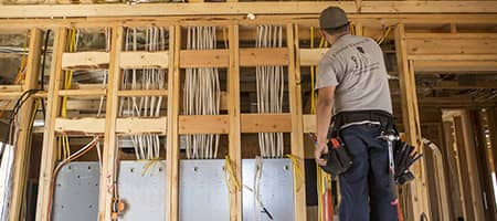 Residential electrical installation services